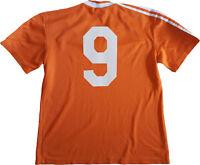 maglia van basten adidas olanda 1991 NOS netherlands trikot shirt knvb vintage L