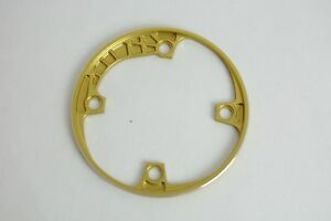 BPP bashring ! CNC ! NEW ! GOLD ! made in GERMANY !!