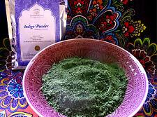Indigo Powder 500gms -(Indigofera tinctoria) Natural hair dye Fresh 2016 Harvest