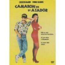 CAMARON EN EL ASADOR (DVD, Spanish, Full Frame) New / Sealed / Free Shipping