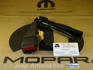 Seat Belt Front Inner Right Jeep Liberty KK 08-09 1CV301DVAB New Genuine Mopar