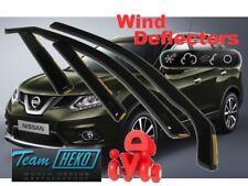 NISSAN X-TRAIL  III  T32  2014 -   5.doors  Wind deflectors  4.pc set HEKO 24288