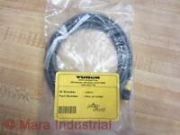 Turck PKG 4Z-2/S90 Cordset E2521 (Pack of 3)