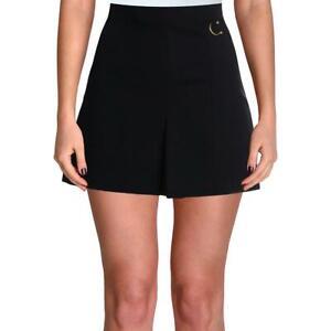 ALC Womens Dane Embellished Pleated Faux Pockets Mini Skirt BHFO 2915