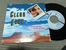 "GLENN FREY - SPANISH 7"" SINGLE SPAIN MCA 91 THELMA & LOUISE OST PART OF ME"