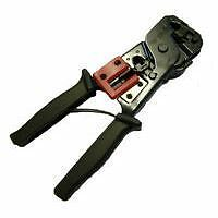 Crimp tool for RJ10/11/12  plugs