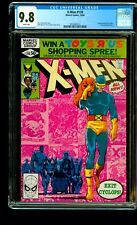 X-Men #138 (1980)  CGC 9.8 WHITE Pages Cyclops Leaves! Uncanny Marvel Comic
