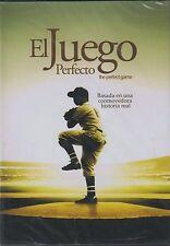 El Juego Perfecto - The Perfect Game DVD NEW English & Spanish Audio