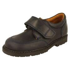 Chaussures bleus étroite pour garçon de 2 à 16 ans