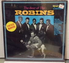The Robins The Best Of The Robins Sealed Record