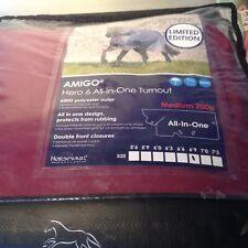 Amigo Hero All-in-One Turnout Rug Combo BNIB 6'9