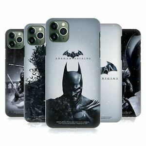OFFICIAL BATMAN: ARKHAM ORIGINS KEY ART HARD BACK CASE FOR APPLE iPHONE PHONES