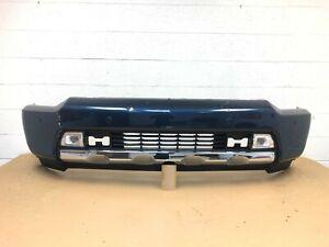 2020-2021 chevy silverado 2500HD-3500HD front bumper w/ 4 sensors -need paint#10