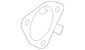 Genuine GM Front Pipe Gasket 95020217