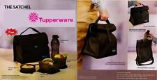 Tupperware Tiffin Satchel Lunch Box Best Lunch for Executive People