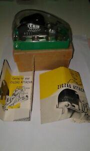 Greist Zig Zag attachment w/case instruction box Antique White Sewing Machine