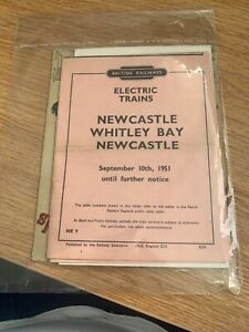 Map of Newcastle, Whitley bay