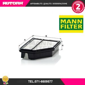 C20003 Filtro aria (MANN FILTER).