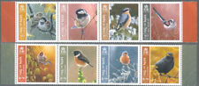 Isle of Man-Town & Country Birds 2019 mnh