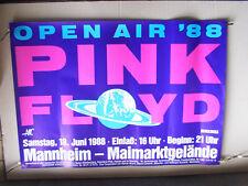 PINK FLOYD,OPEN AIR ´88 - MANNHEIM poster 60x83 cm    m-/ gerollt