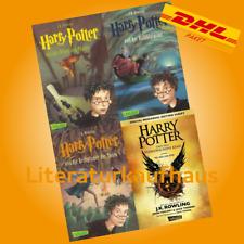 HARRY POTTER Band 5 6 7 8 und der Orden des Phönix +++ Joanne K. Rowling