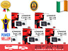 KINGSTON Micro SD SDHC SD Memory Card Class 10  With Adapter 8 16 32 64 128 GB