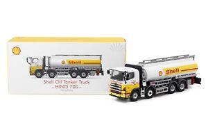 Tiny City 179 Die-cast Model Car - HINO 700 Shell Oil Tanker Truck