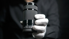 Genuine SONY E Mount 55-210mm F 4.5-6.3 Lens - 'The Masked Man'