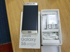 Samsung Galaxy S6 Edge SM-G925F - 32GB - gold (Unlocked) Smartphone PRISTINE