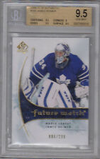 09-10 SP Authentic James Reimer Future Watch Rookie Card RC #164 /999 BGS 9.5