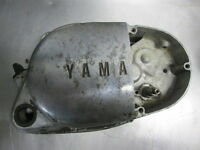 1974 1975 Yamaha DT100 MX100 Right Engine Clutch Side Cover Tach Oil Pump Gears