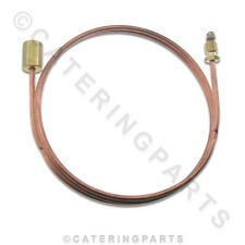 TCE1000 1 METRE THERMOCOUPLE EXTENSION ADAPTOR FEMALE M10 F x M8 M NUT 1000mm 1m