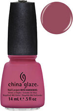 China Glaze Nail Polish - LIFE IS ROSY 0.5 oz, 15ml - 81192