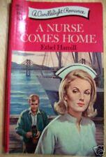A NURSE COMES HOME BY ETHEL HAMILL  1969