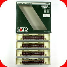 N Scale JR / JNR HANKYU 6300 Series Japanese Passenger 4-Car Set KATO 10-051