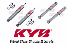 KYB 4 Gas-A-Just Front and Rear Shocks Fits Nissan Xterra 2000-2004