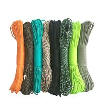 Paracord Parachute Cord Lanyard Tent Rope Guyline Mil Spec Type Iii 7 Strand