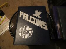 1978 ABBOTT JR. HIGH SCHOOL YEARBOOK, FALCONS, NO TOWN OR STATE IN BOOK