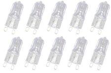 10 x Halogen-Lampe G9 230V 40W Stiftsockel Stiftsockellampe 40 watt leuchtmittel