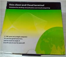 Thin Client and Cloud Terminal
