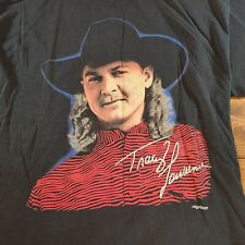 Vintage Tracy Lawrence 1996 Tour Concert Shirt Country
