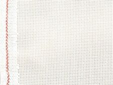 Zweigart Mono 18 count White Blank Needlepoint Canvas Priced per 1/4 Yard