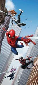 Spider-Man - Skyscrapers, Marvel Poster Foto-Tapete (202x90cm) #106504