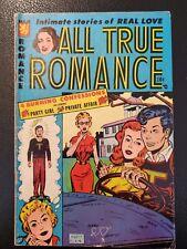 All True Romance #19 /Comic Media, 1954) SCARCE Marty Elkin, Golden Age Romance