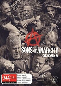 Sons Of Anarchy SEASON 6 : NEW DVD