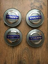 x4 Genuine Volvo Alloy wheel centre cap 30748052
