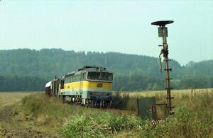 Lokomotive CSD / CD, 750.127, Verměřovice 19.9.1997