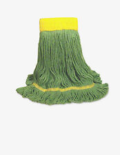 "2x Triple S Industrial Looped Wet MOP Small Green 5"" Headband SSS # 37833"