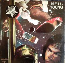 Neil Young – American Stars 'N Bars France 1977