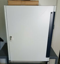 Vertiv Knurr Sma Compact 24U Server Rack w/ (1) Shelf, Power Strip, Fans - New